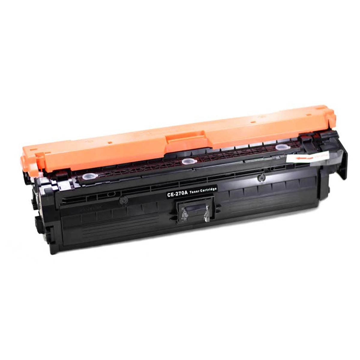 Toner Compatível HP CE270A Preto 650A | M750DN CP5525 CP5525DN CP5525N CP5525XH | 13.5k