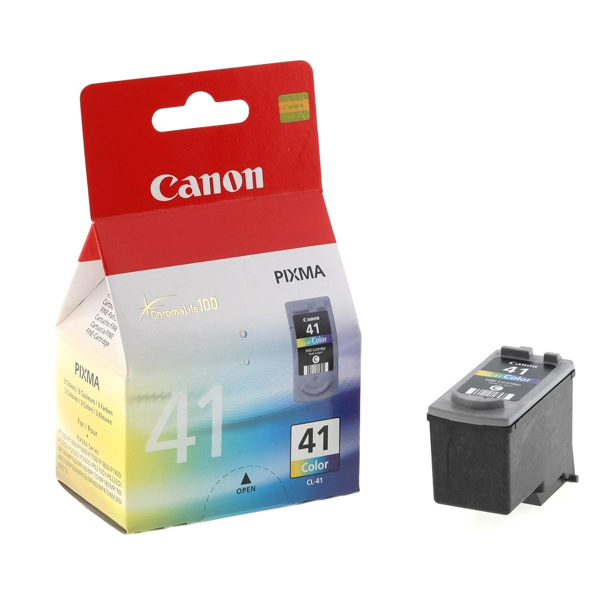 Cartucho de Tinta Canon CL41 CL-41 Colorido | Original 12ml