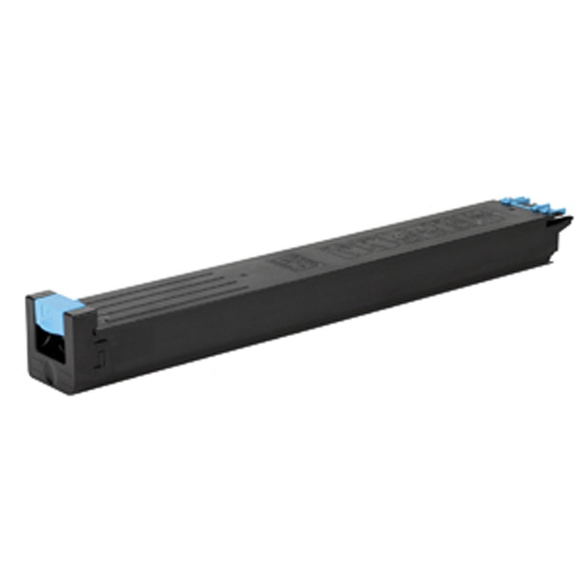 Toner Sharp MX-31NTCA Ciano | MX2600 MX3100 MX4100 MX4101 MX5001 | Katun Performance 285g