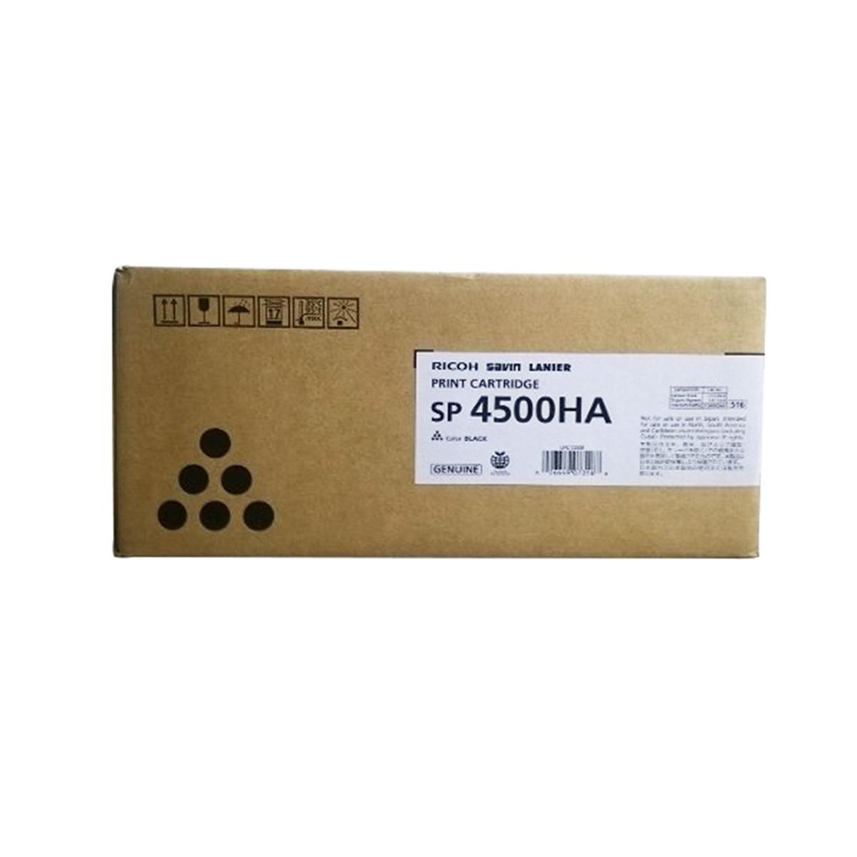 Toner Ricoh SP4500HA 407316 | SP4510SF SP4510 SP4510DN | Original 12k
