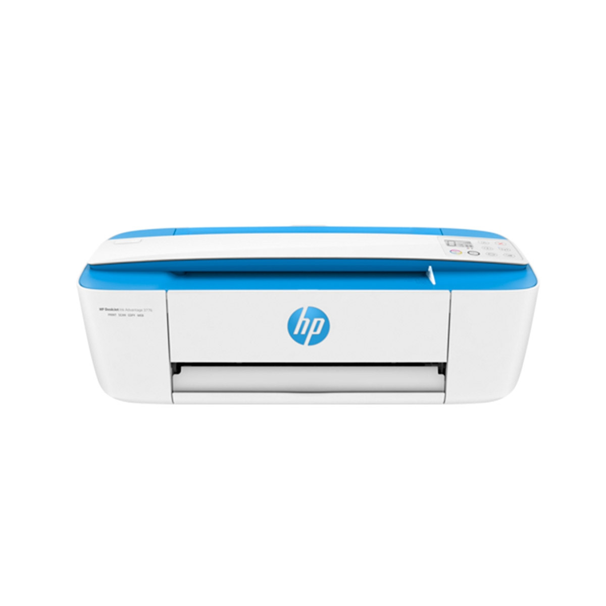 Impressora HP DeskJet 3776 J9V88A Multifuncional Ink Advantage com Wireless