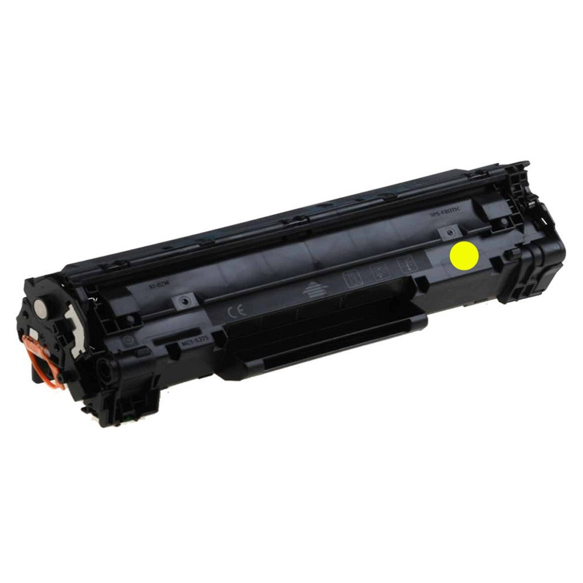 Toner Compatível HP CF402X 201X CF402XB Amarelo | M252 M277 M252DW M277DW | Importado 2.3k
