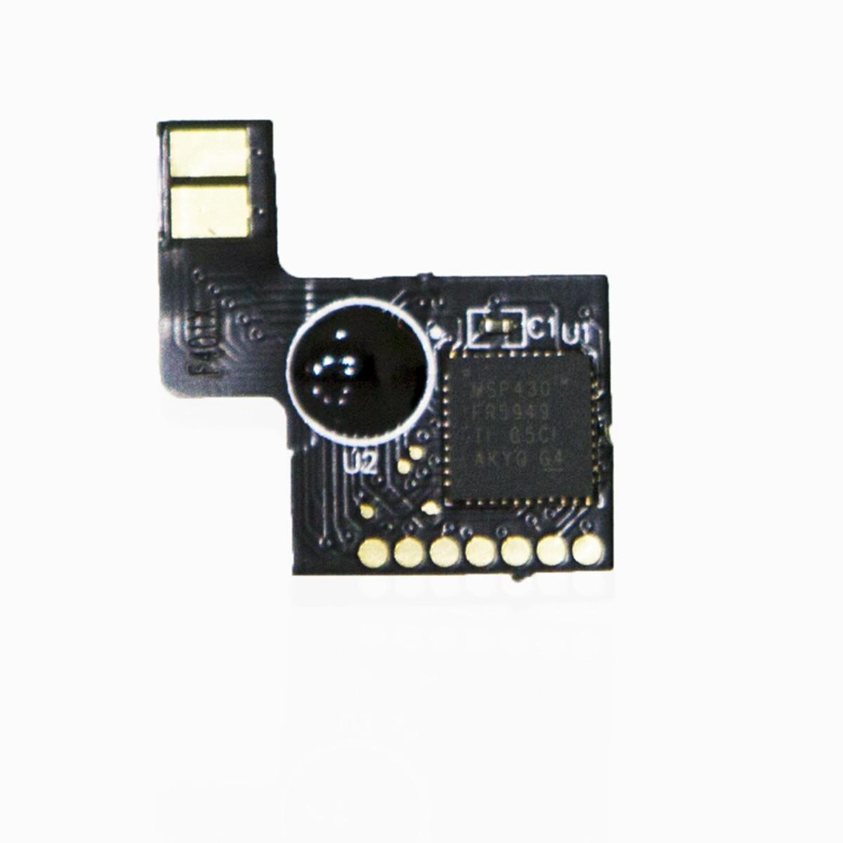 Chip HP CF412A 410A Amarelo | M452DW M452DN M452NW M477FDW M477FNW M477FDN | 2.300 páginas