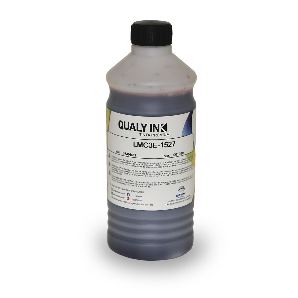 Tinta Epson T673620 Magenta Claro Corante LMC3E-1527   L800 L810 L805 L1800   Qualy ink 1kg