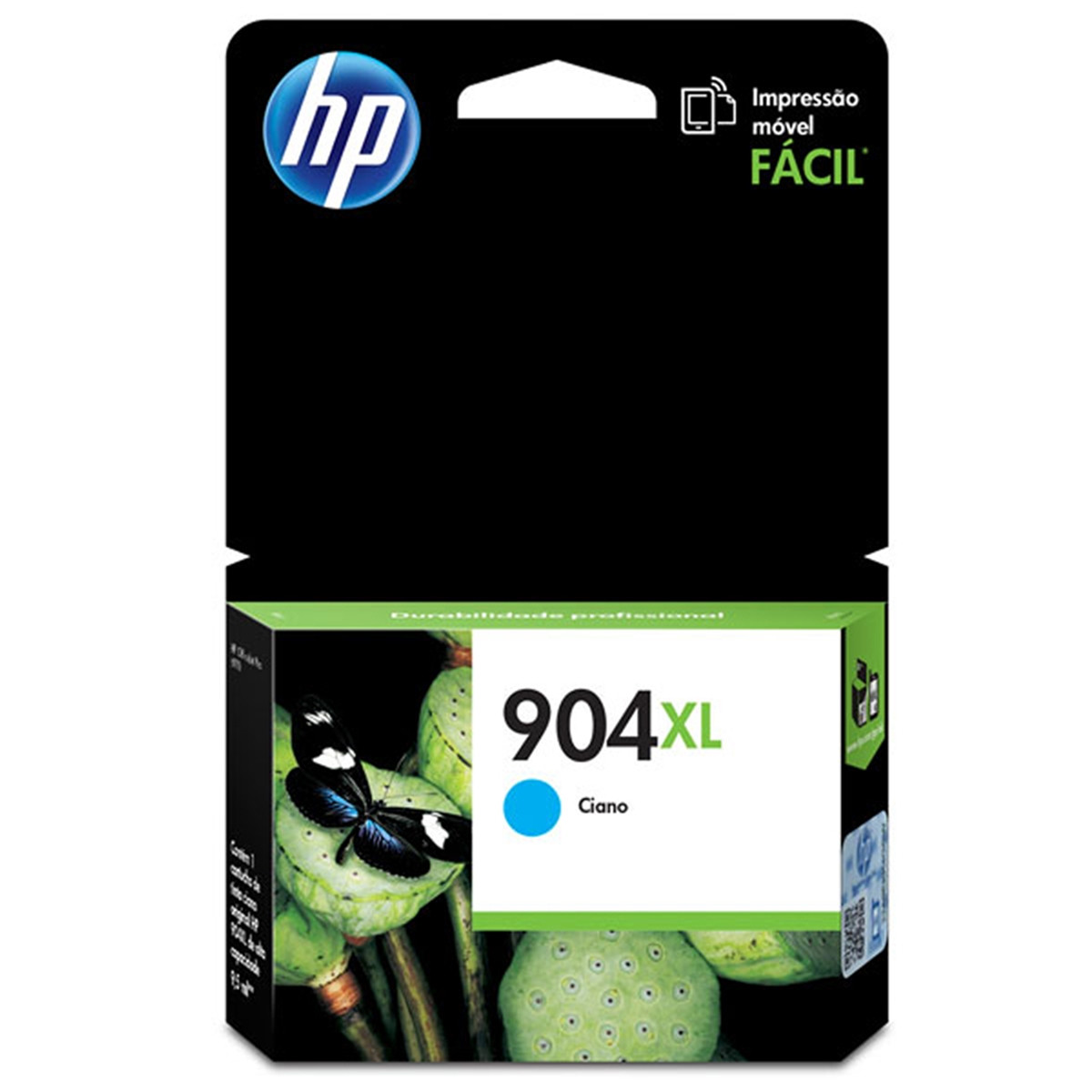 Cartucho de Tinta HP 904XL T6M04AL T6M04AB Ciano | Officejet Pro 6970 | Original 9,5ml