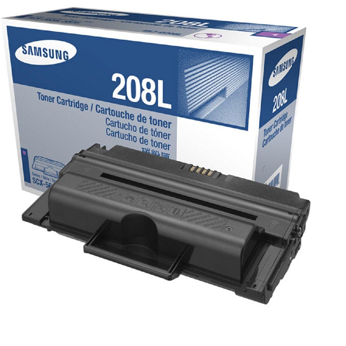 Toner Samsung MLT-D208L D208 | SCX5835 SCX5635 SCX5635N SCX5835FN SCX5835NX | Original 10k