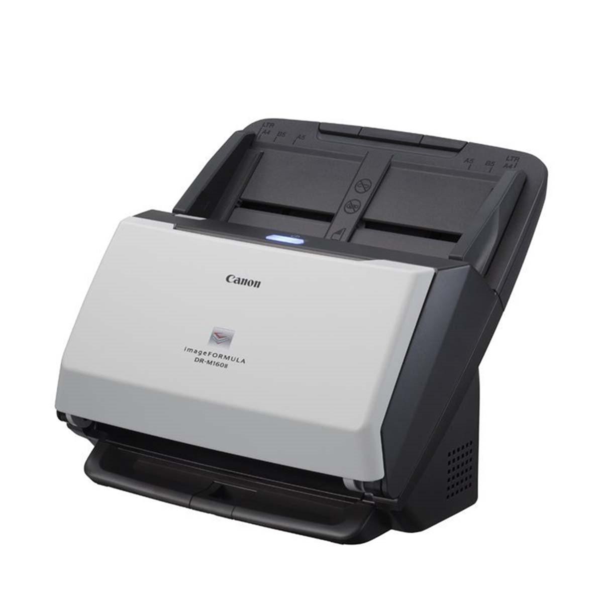Scanner Canon imageFORMULA DR-M160II | Conexão USB Até Tamanho Ofício ADF para 60 Folhas | 120V