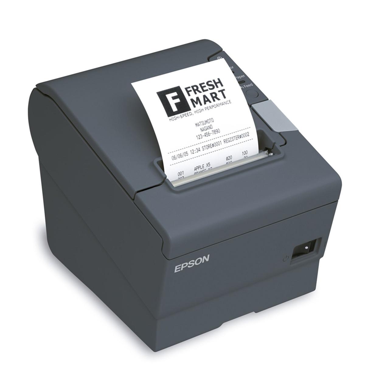 Impressora Térmica Epson TM-T88V USB BRCA85101 Não Fiscal