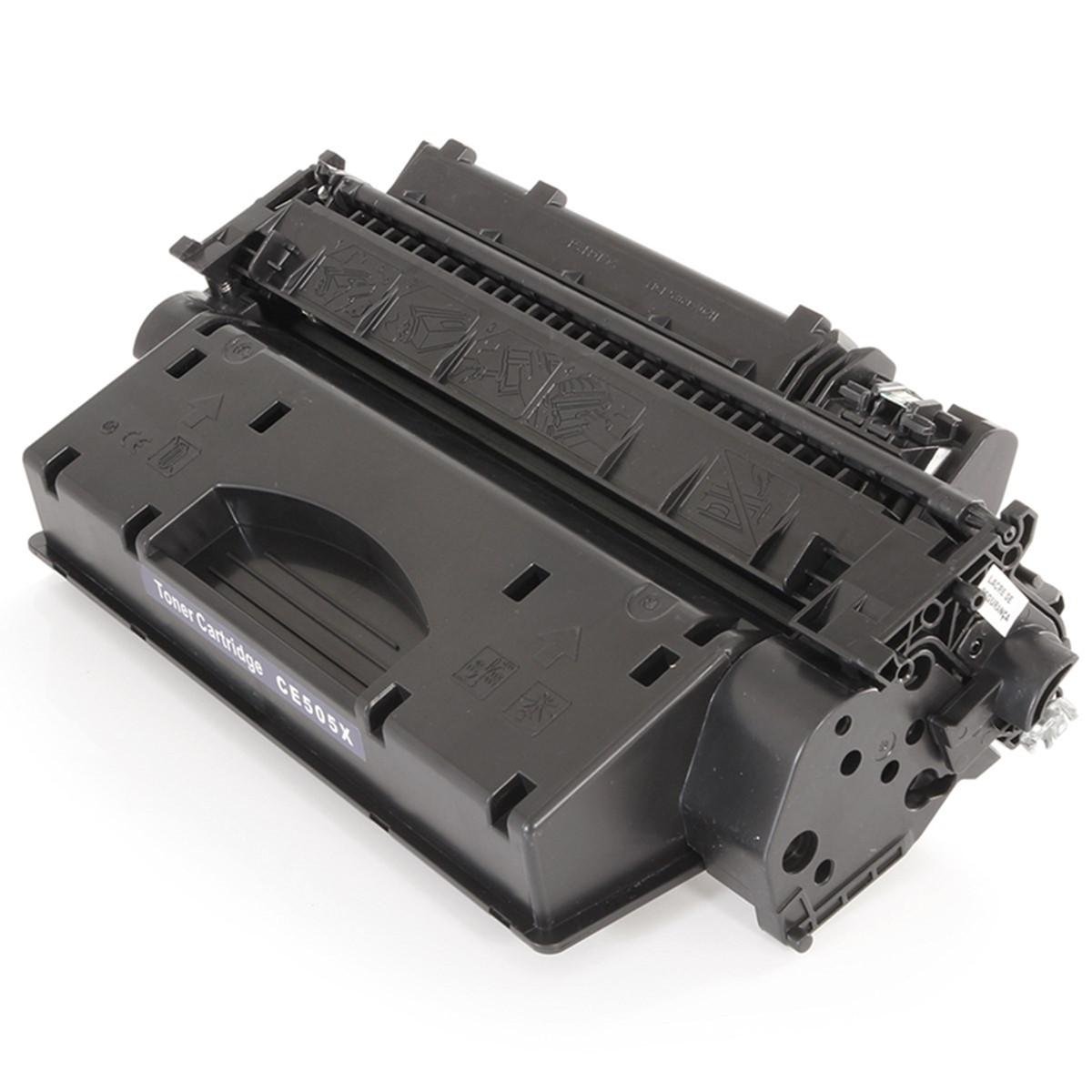 Toner Compatível HP CE505X 05X Universal | P2055 P2055N P2055DN P2055X | Premium Quality