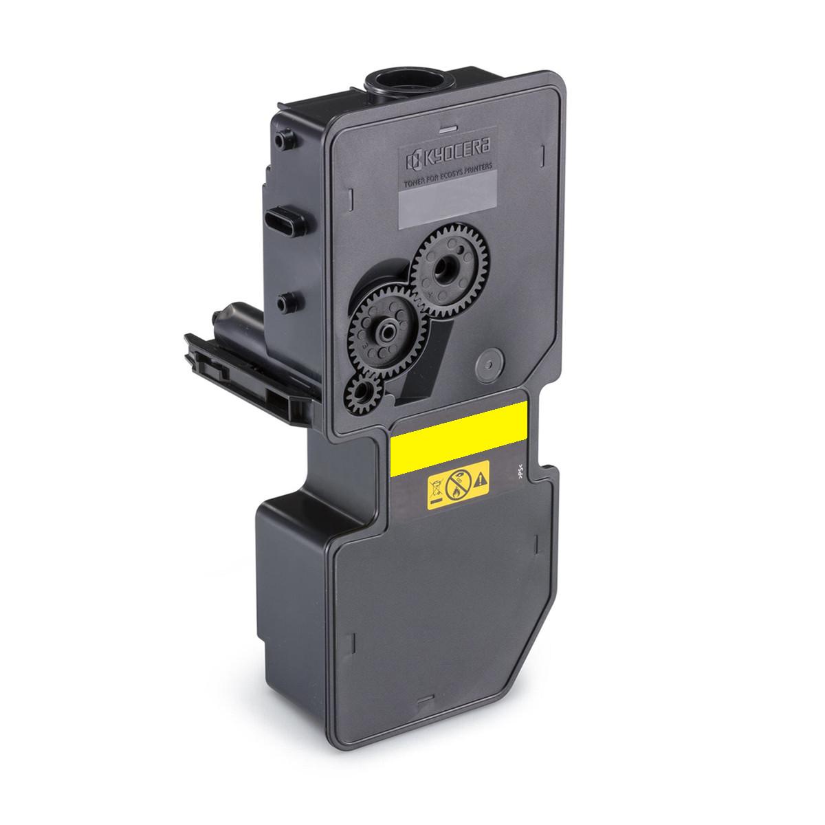 Toner Kyocera Mita TK-5222Y Amarelo | P5021CDN 5021CDN M5521CDN 5521CDN | Original 1.2k