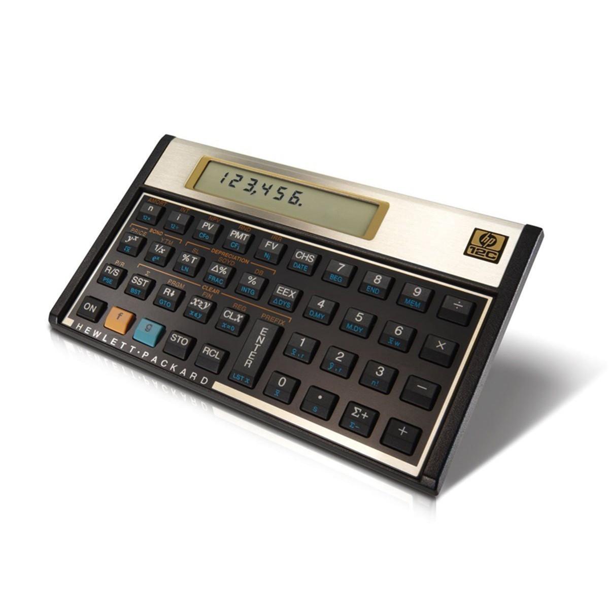 Calculadora Financeira HP 12C F2230A