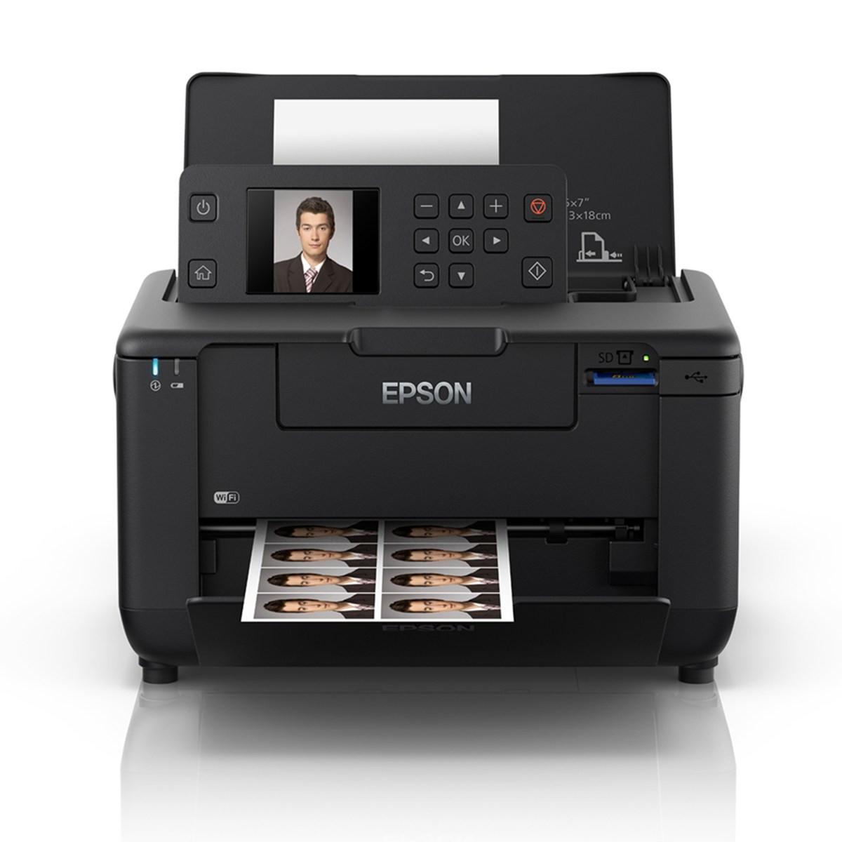 Impressora Epson Portátil PM-525 PictureMate   Jato de Tinta com Conexão Wireless