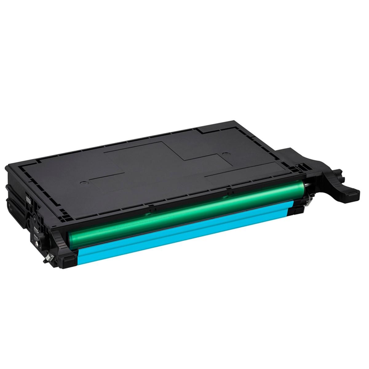 Toner Compatível com Samsung CLT-C609S Ciano | CLP770 CLP775 CLP775ND CLP770ND | Importado 7k