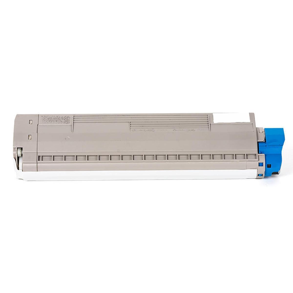 Toner Compatível com Okidata C831 C831N 831 831N Preto 44844512 | Importado 10k