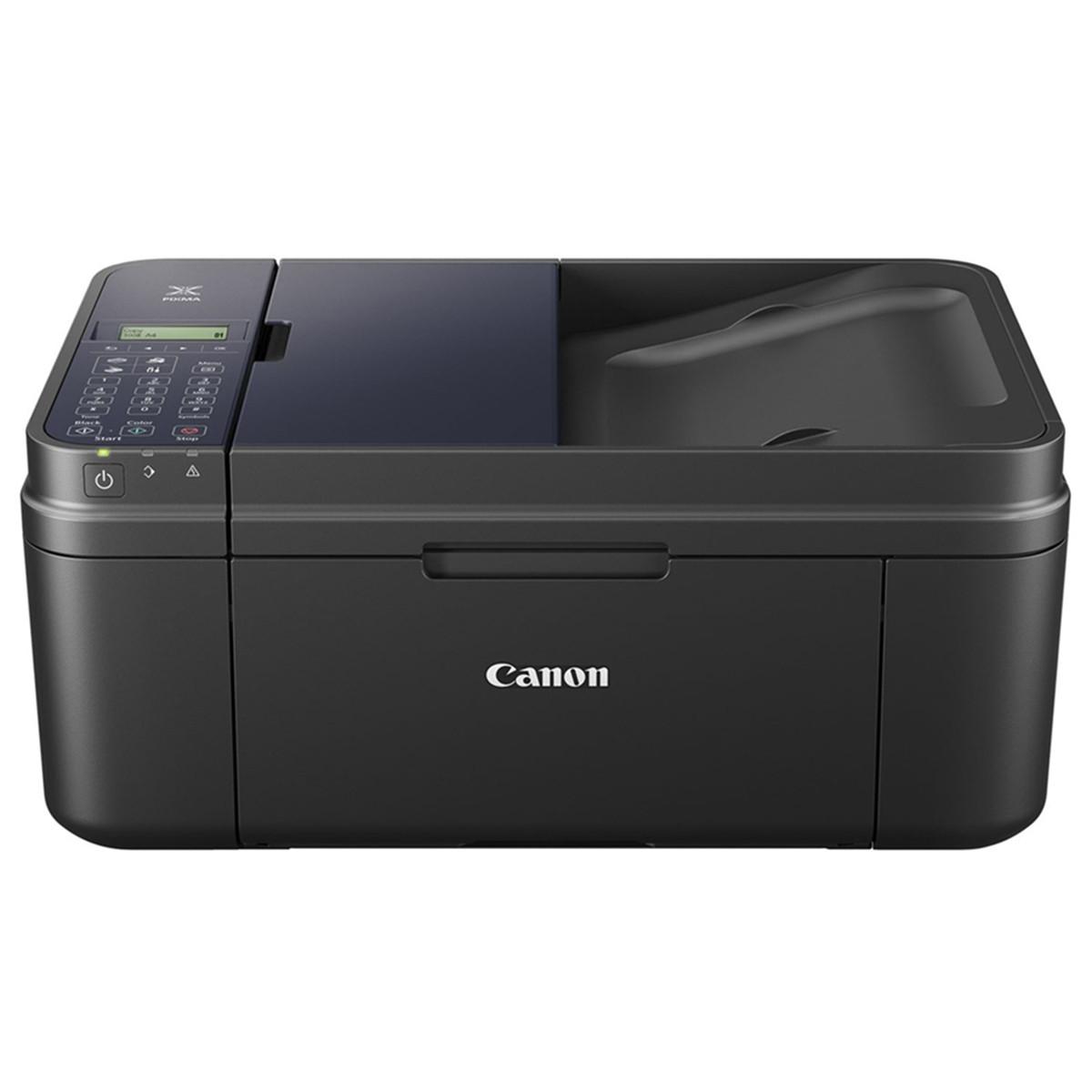 Impressora Canon Pixma E481 | Multifuncional Jato de Tinta Wireless e ADF