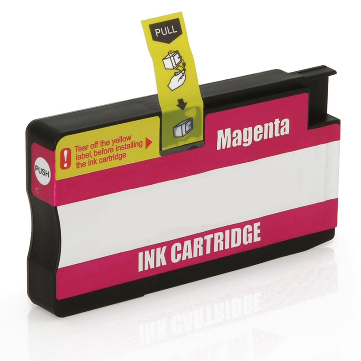 Cartucho de Tinta Compatível com HP 954XL L0S65AB Magenta | 7730 7740 8210 8710 8720 | 26ml