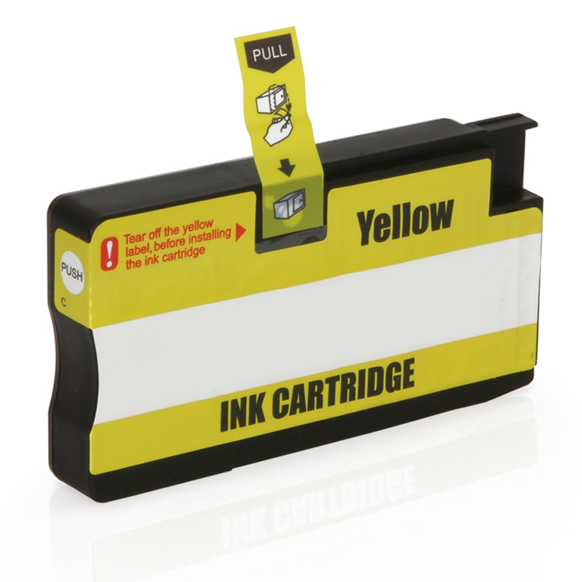 Cartucho de Tinta Compatível com HP 954XL L0S68AB Amarelo | 7730 7740 8210 8710 8720 | 26ml