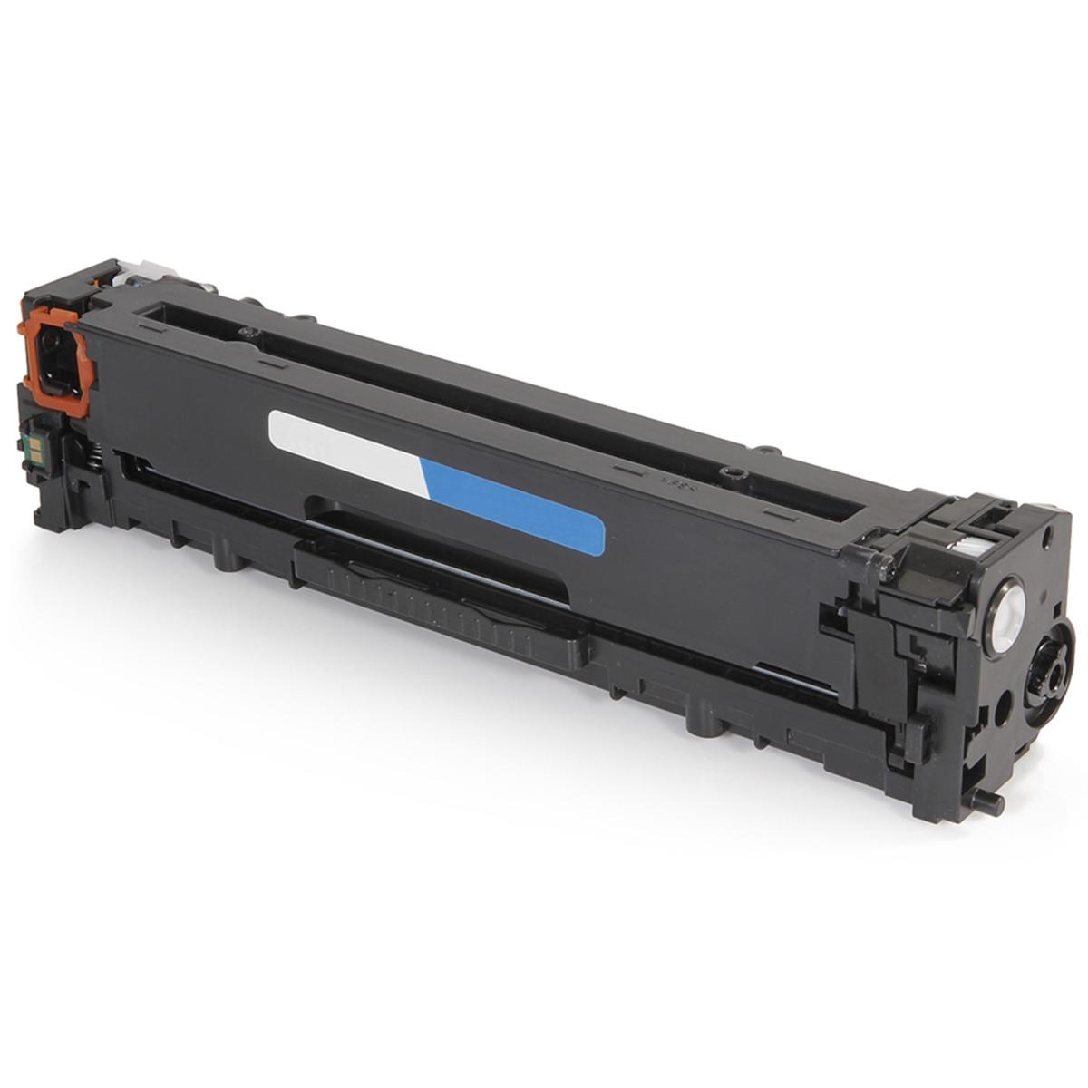 Toner Compatível com HP CB541A CB541AB 125A Ciano | CP1510 CP1515 CP1518 CP1215 CM1312 Premium