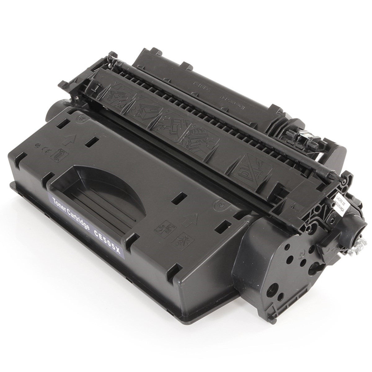 Toner Compatível com HP CE505X | P2055 P2055N P2055DN P2055X | Alto Rendimento | Premium 6.5k