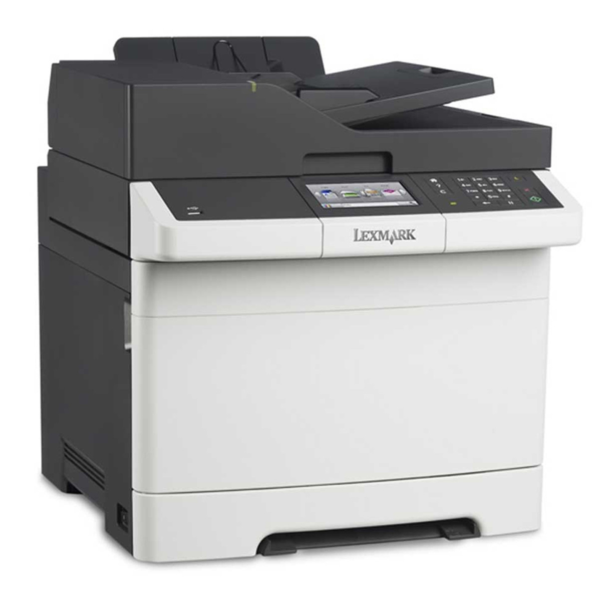 Impressora Lexmark CX417DE CX417   Multifuncional Laser Colorida com Duplex e Rede