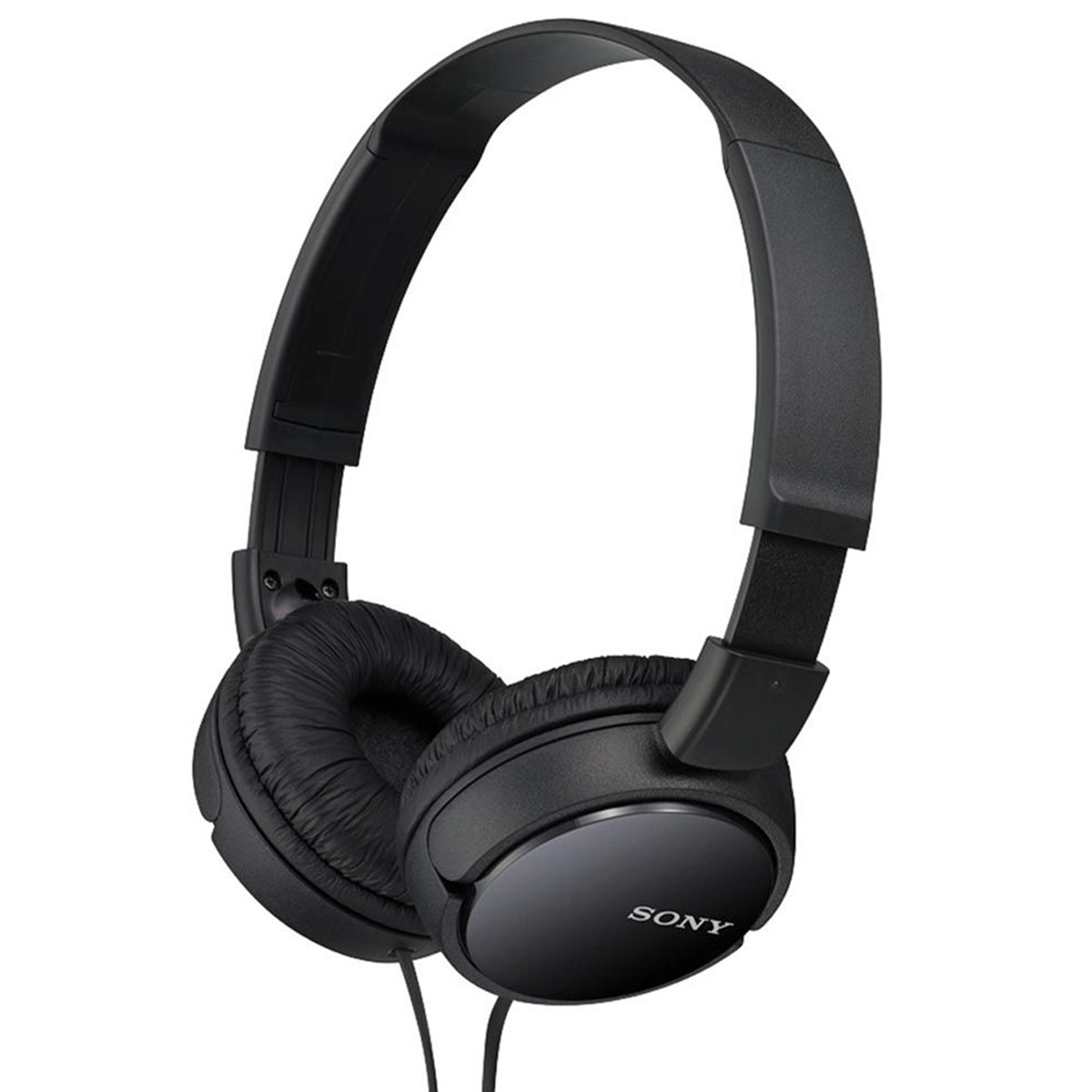 Fone de Ouvido Headphone MDR-ZX110 Dobrável Preto | Sony