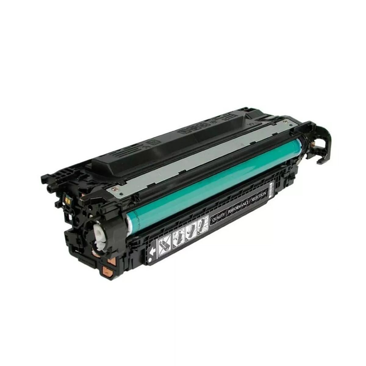 Toner Compatível com HP CF362A 62A Amarelo 508A | M553DN M553 M577DN M577 | Importado 5k
