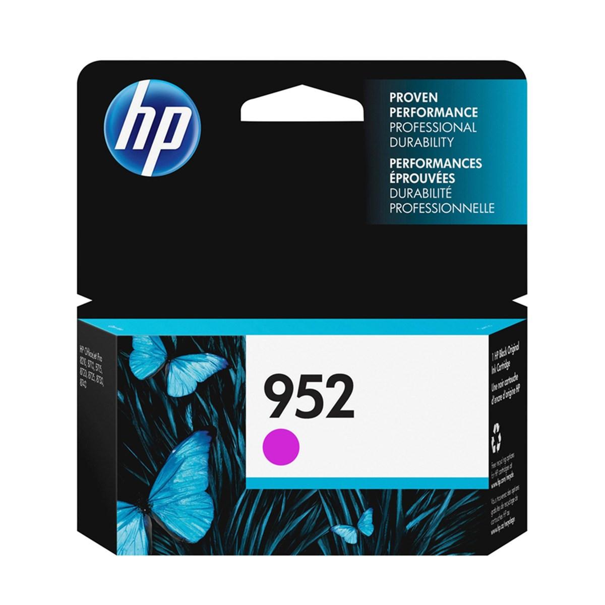 Cartucho de Tinta HP 952 L0S52AN Magenta | 8710 8720 8715 8740 8702 8725 8216 | Original