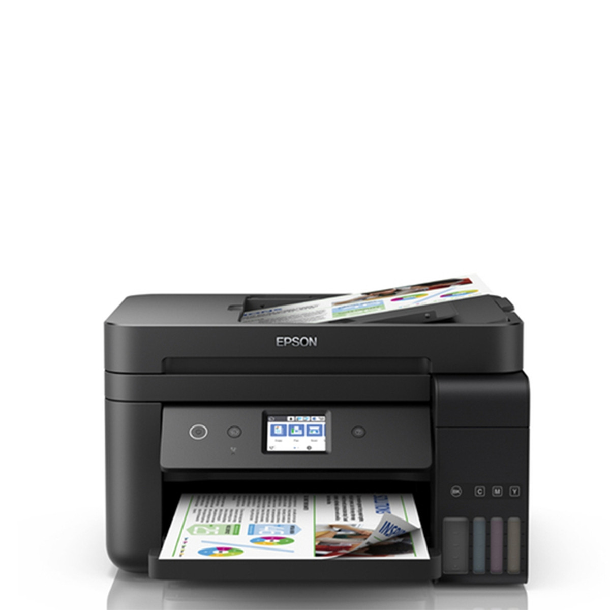 Impressora Epson L6191 L-6191 | Multifuncional Tanque de Tinta com Duplex e Wi-Fi