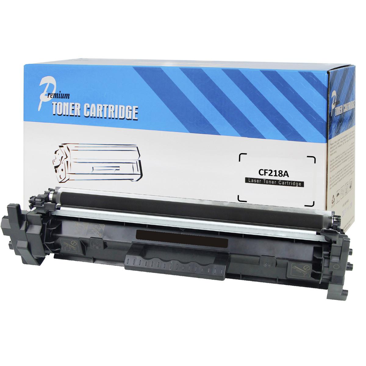 Toner Compatível com HP CF218A 18A | 132NW 132FN 132FW 132A 132SNW 132FP 104A 104W | Premium 1.4k