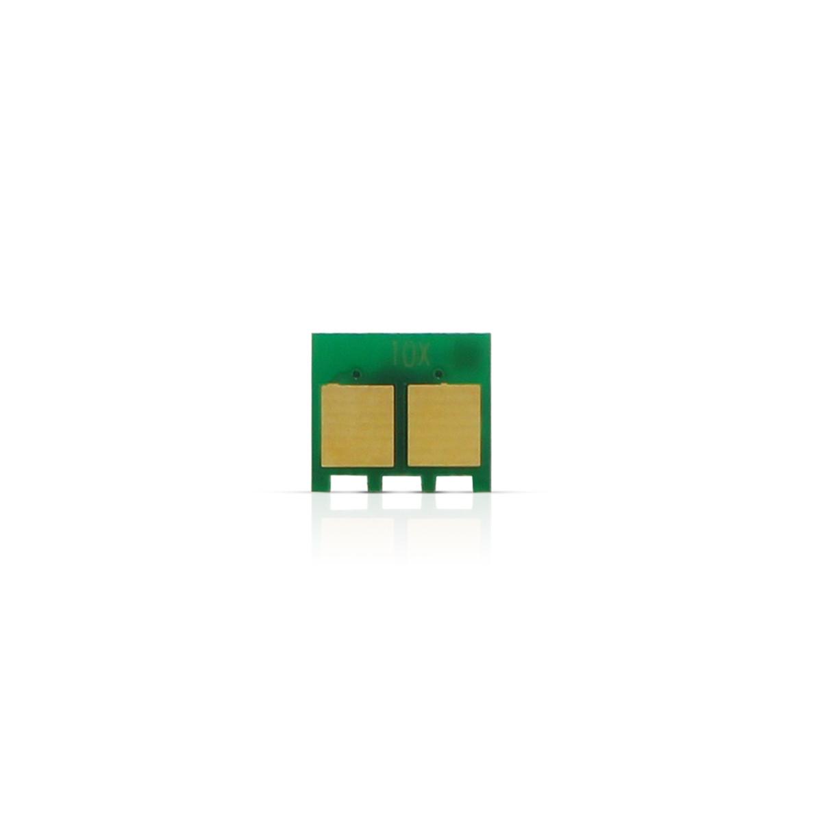 Chip Toner HP CE412A Amarelo Específico | 351A 375NW 451DN 451DW 451NW 475DN 475DW | 2.600 páginas