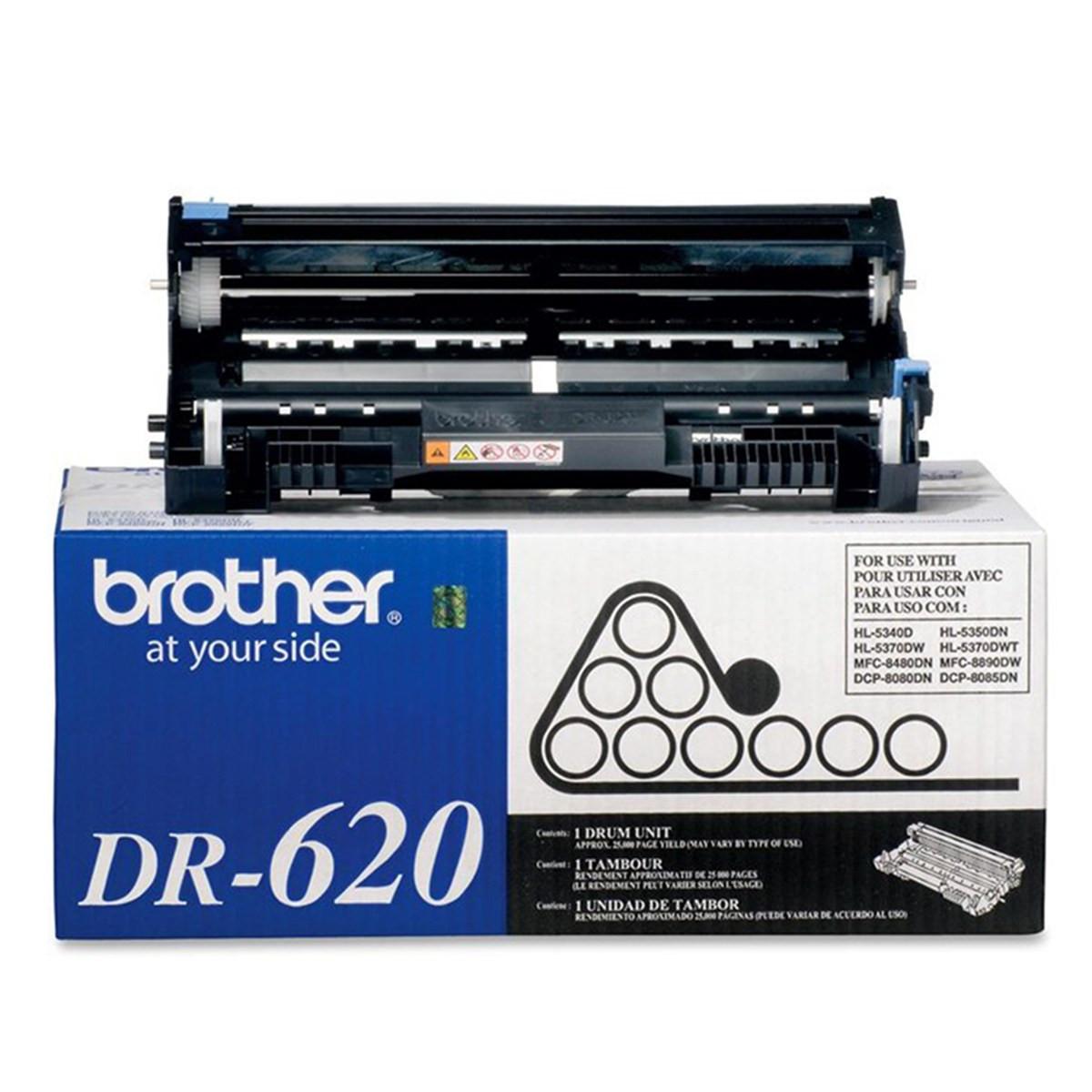 Cartucho de Cilindro Brother DR620 para Toner TN650 | TN-650 | Original