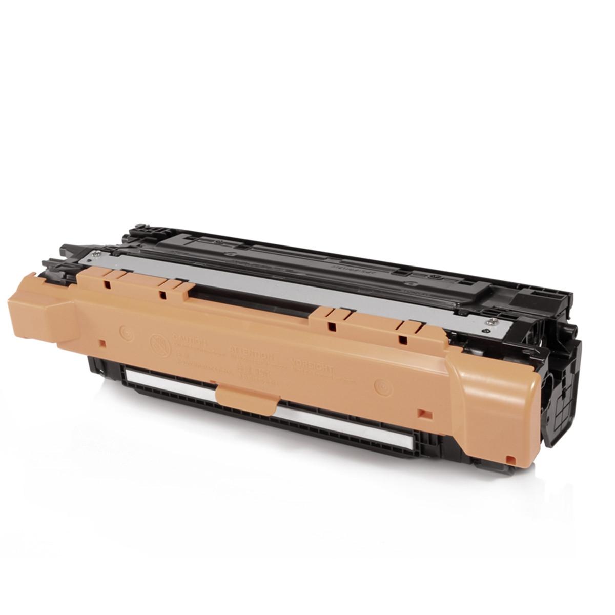 Toner Compatível com HP CE252A CE402A Amarelo   CM3530 CP3525 M575 M570 M551   Importado 7k