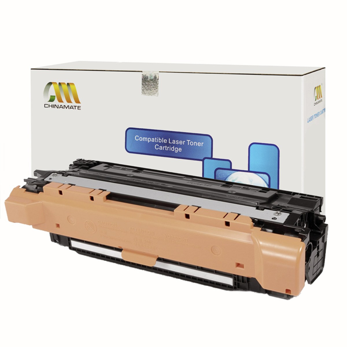 Toner Compatível com HP CE253A CE403A Magenta | CM3530 CP3525 M575 M570 M551 | Importado 7k