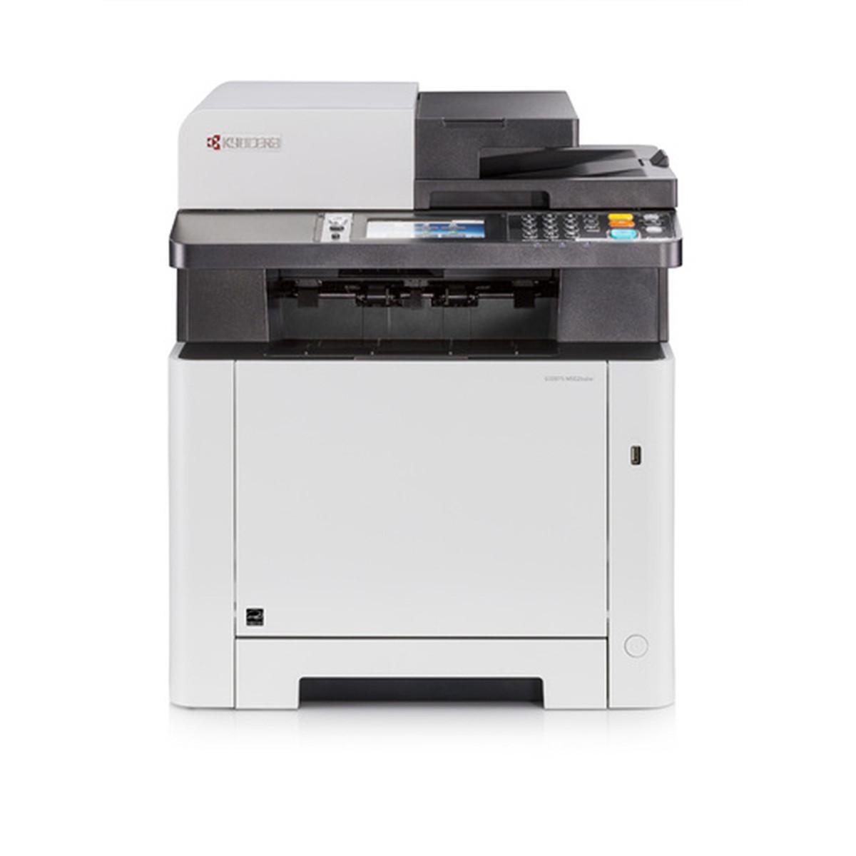 Impressora Kyocera Ecosys M5526CDW | Multifuncional Laser Colorida com Duplex e Rede