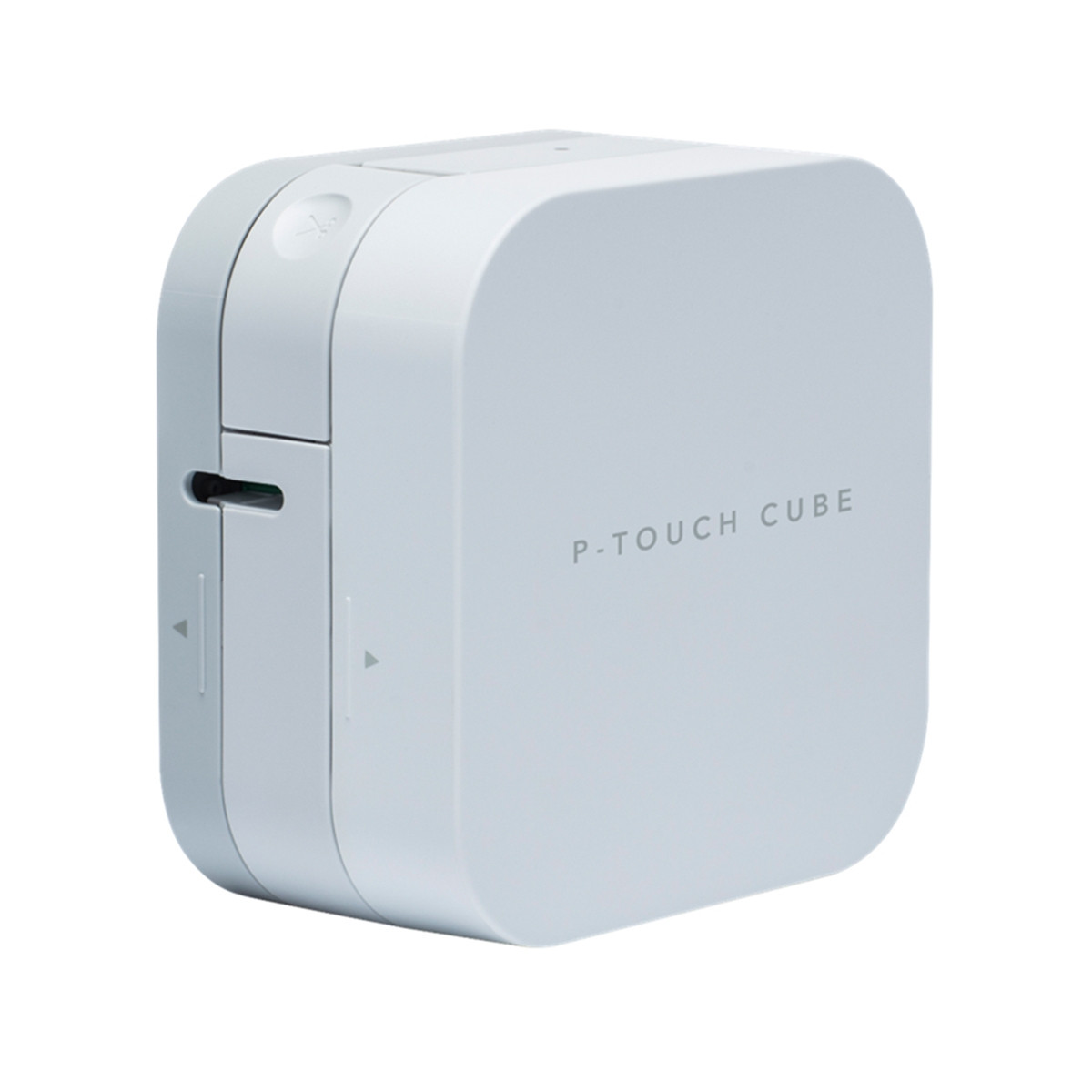 Rotulador Brother Eletrônico para Dispositivos Móveis Portátil P-Touch Cube PT-P300BT
