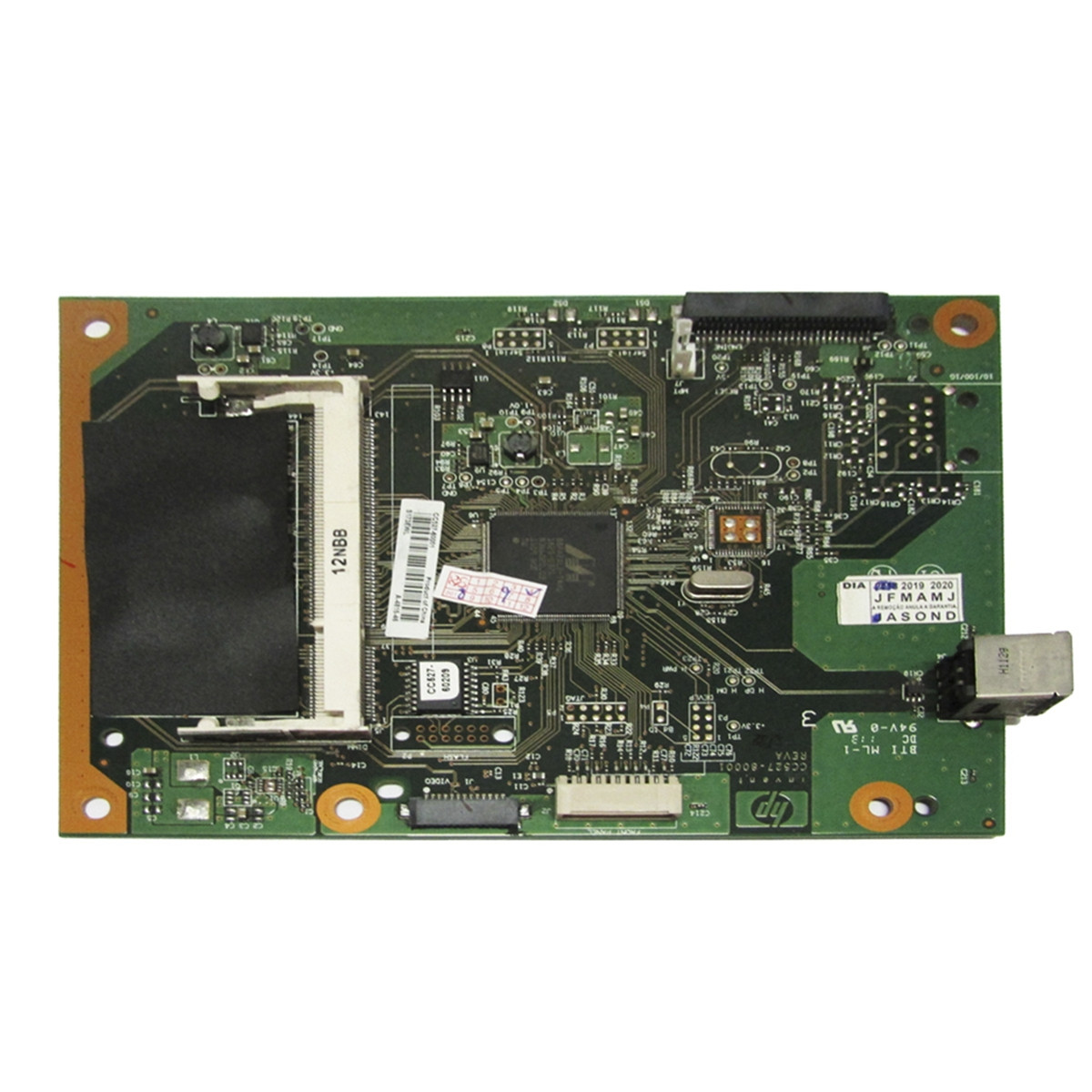 Placa Lógica ou Controladora HP LaserJet P2055 P2055D P2055DN P2055X | Compatível