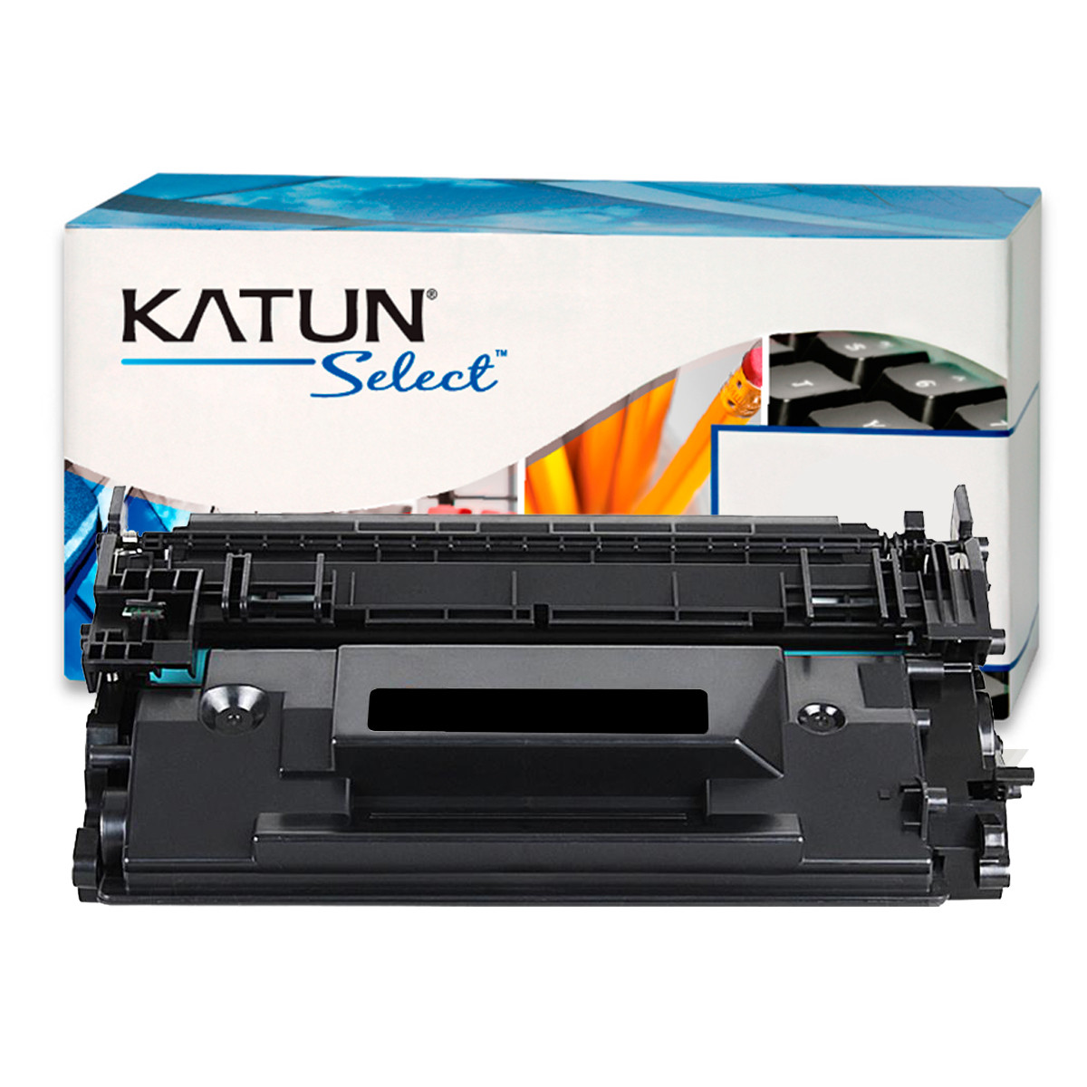 Toner Compatível com HP CF226X 226X CF226XB | M426 M426FDW M426DW M402DN M402N | Katun Select 9k