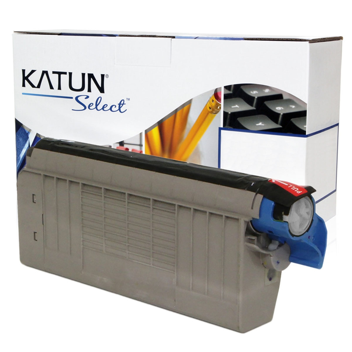 Toner Okidata Magenta C711 C710 C710N C711N C710DN C711DN | 43866102 44318602 | Katun Select 11.5k