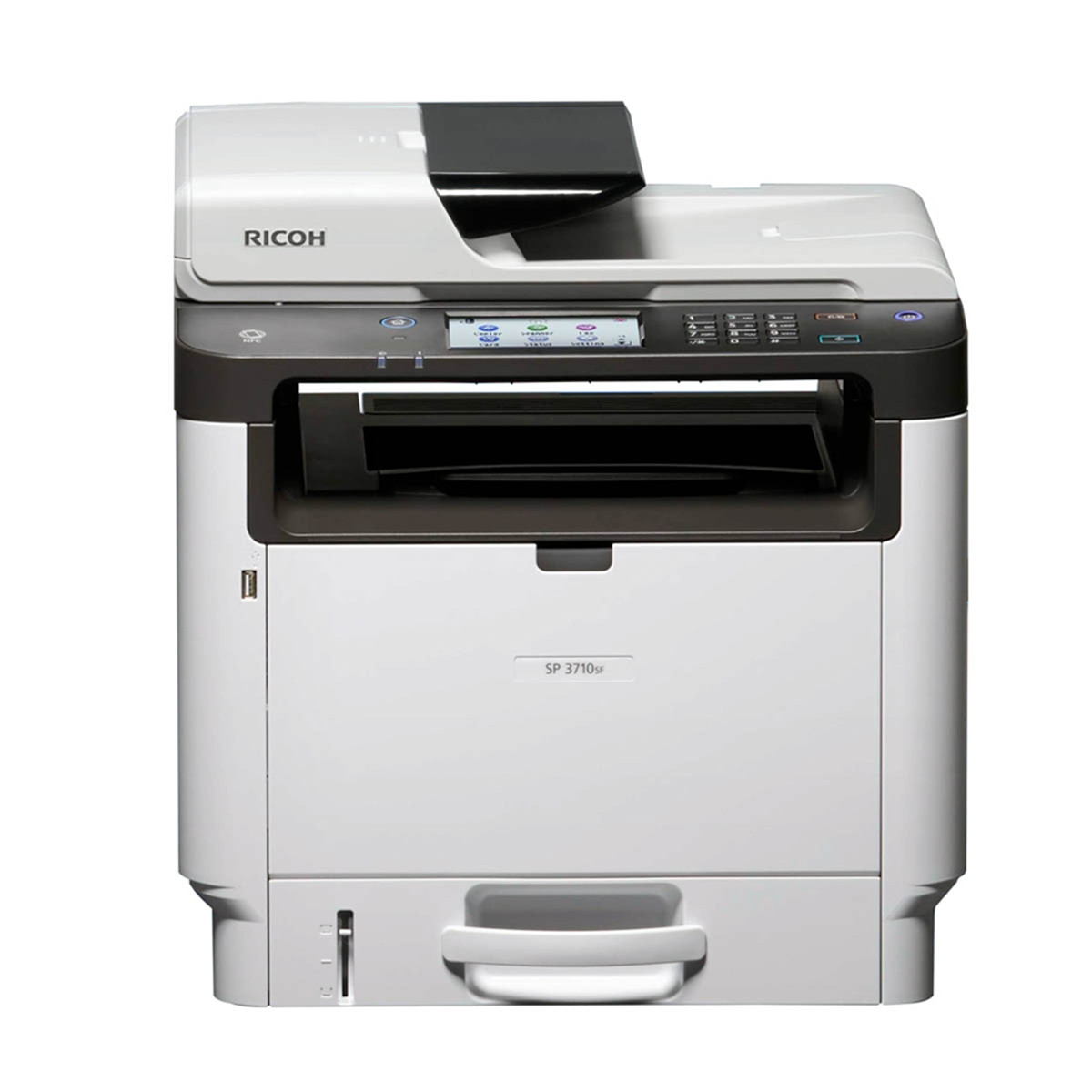 Impressora Ricoh SP 3710SF | Multifuncional Laser Monocromática