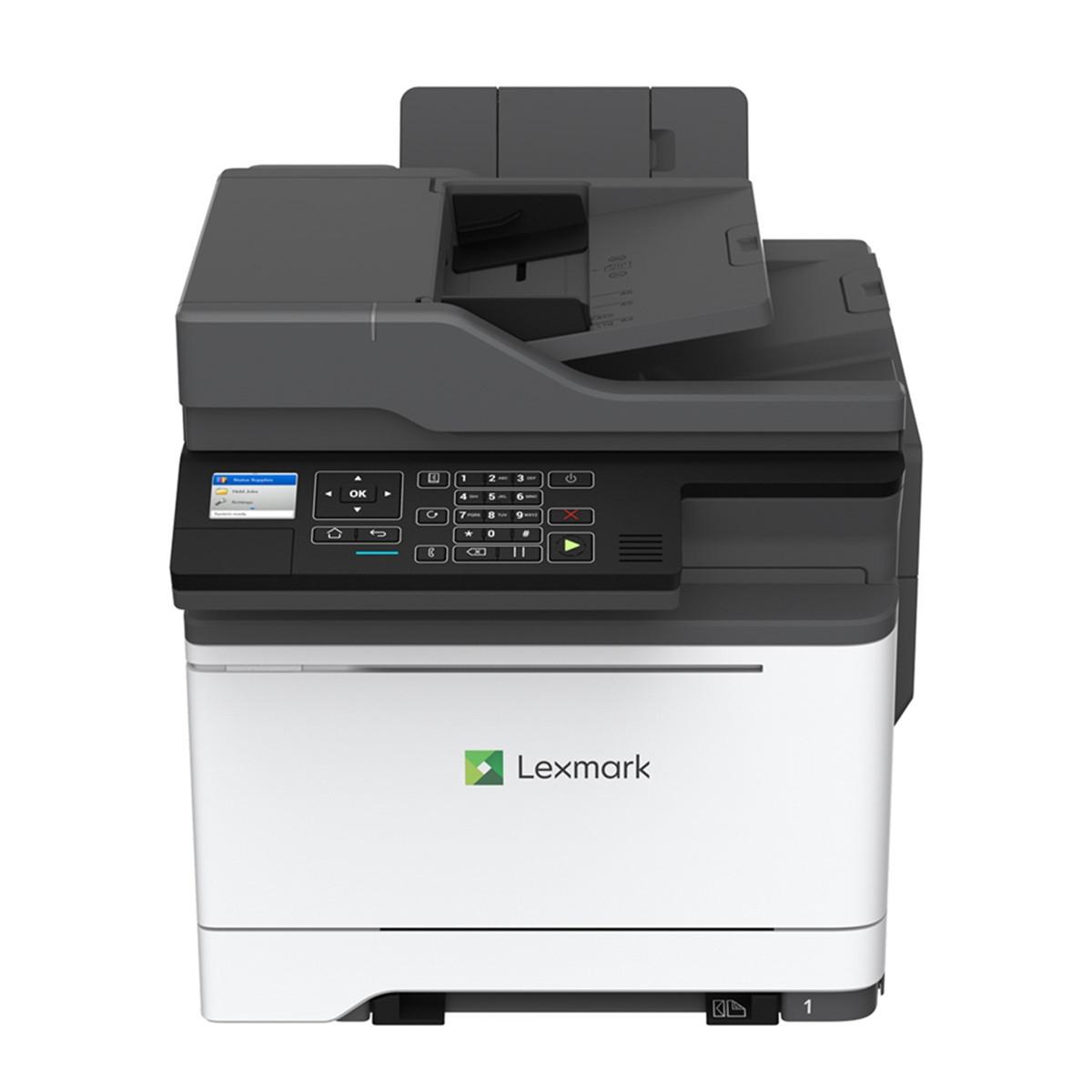 Impressora Lexmark CX421ADN CX421 | Multifuncional Laser Colorida com Duplex Rede