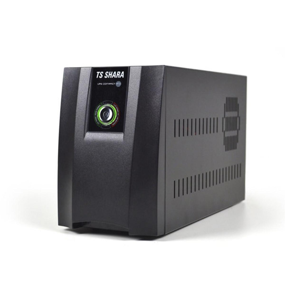 Nobreak UPS Compact Pro Universal 1400VA Entrada e Saída Bivolt 4430 4024 | TS SHARA