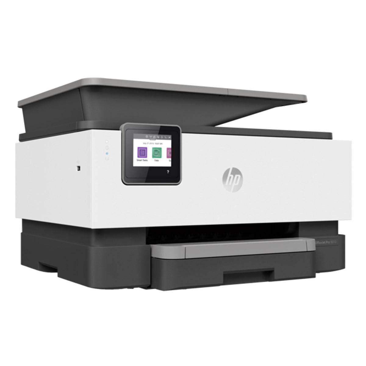 Impressora HP OfficeJet Pro 9010 1KR46C Multifuncional com Wireless