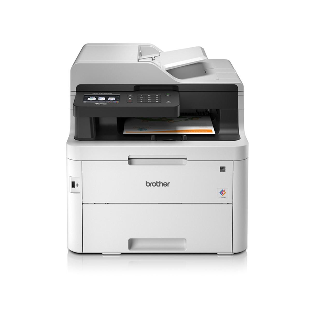 Impressora Brother MFC-L3750CDW MFC-L3750 | Multifuncional Digital com Duplex e Wireless