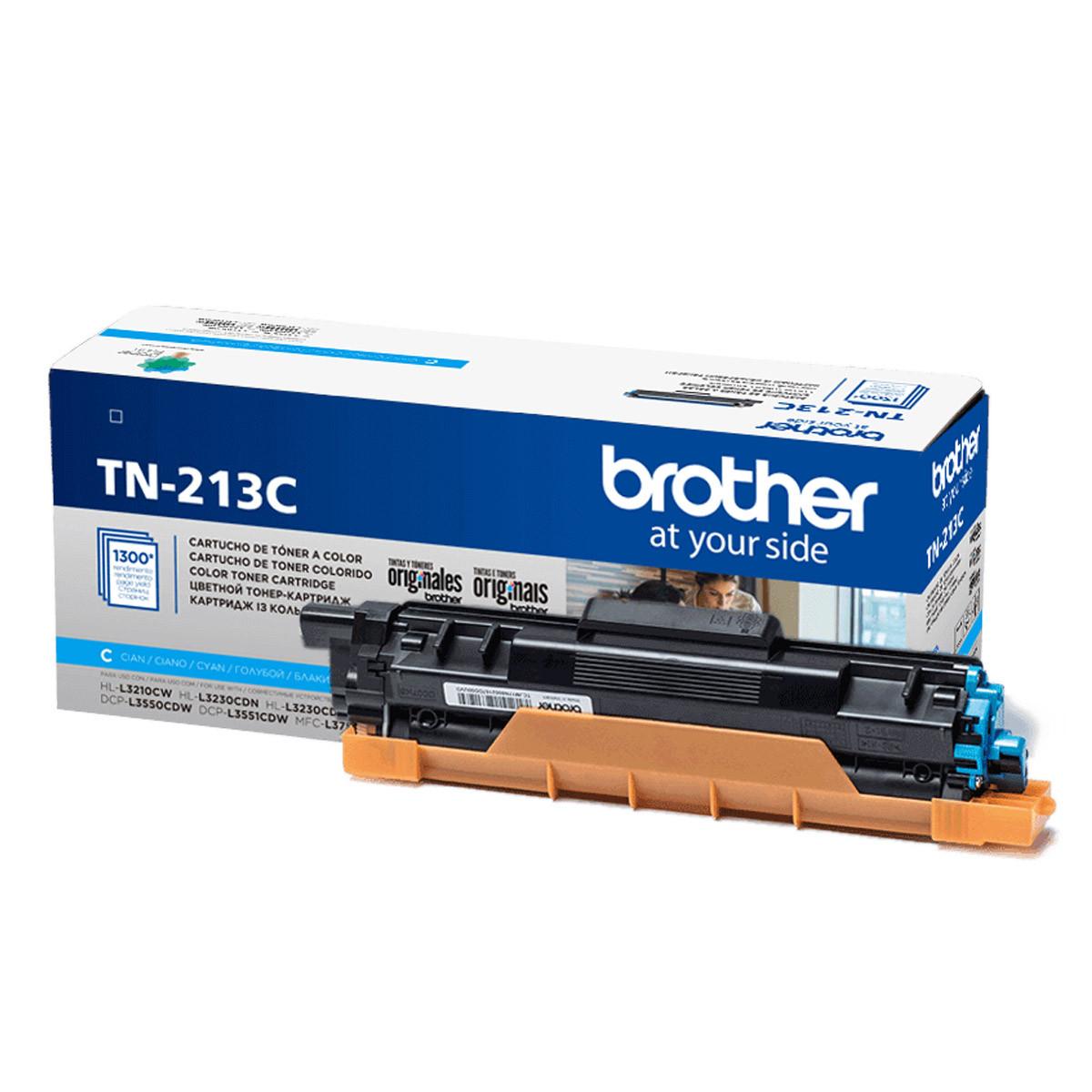 Toner Brother TN-213C TN-213 Ciano | MFC-L3750CDW L3750CDW L3750 | Original 1.4K