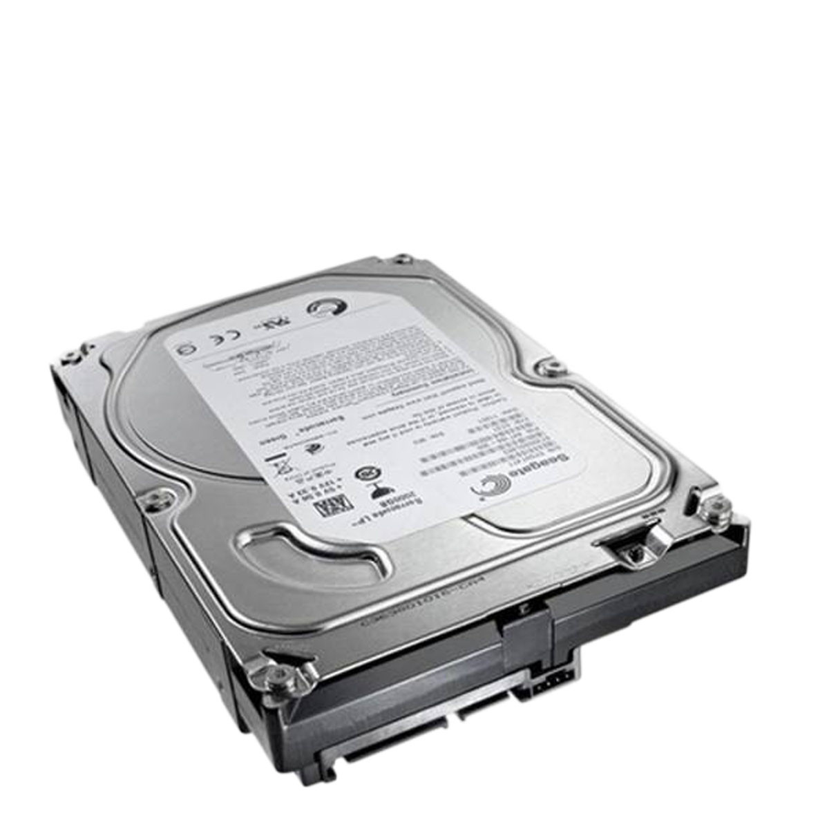 "HD Interno 500GB Seagate Slim ST3500410SV 3,5"" (polegadas) 5.900RPM 64MB SATA 2"