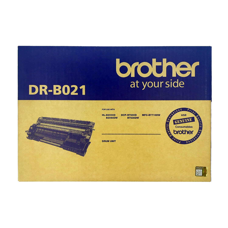 Cartucho de Cilindro Brother DR-B021 | DCP-B7520DW B7520DW DCP-B7535DW B7535DW | Original 12K