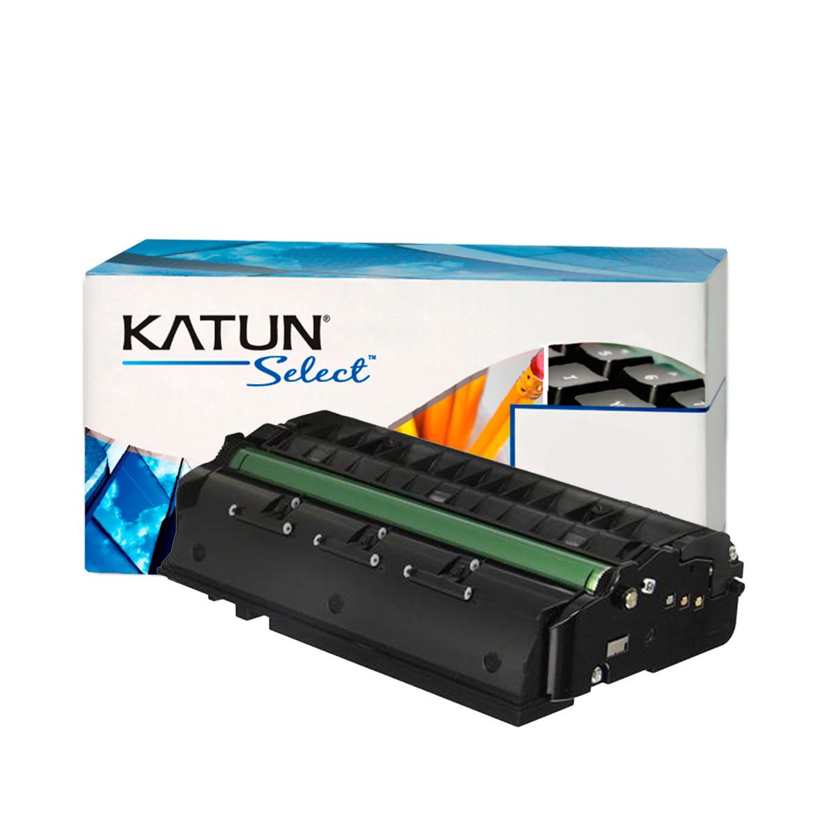 Toner Ricoh Preto SP377 SP377DNWX SP377SFNWX | 408161 | Katun Select 6.4K