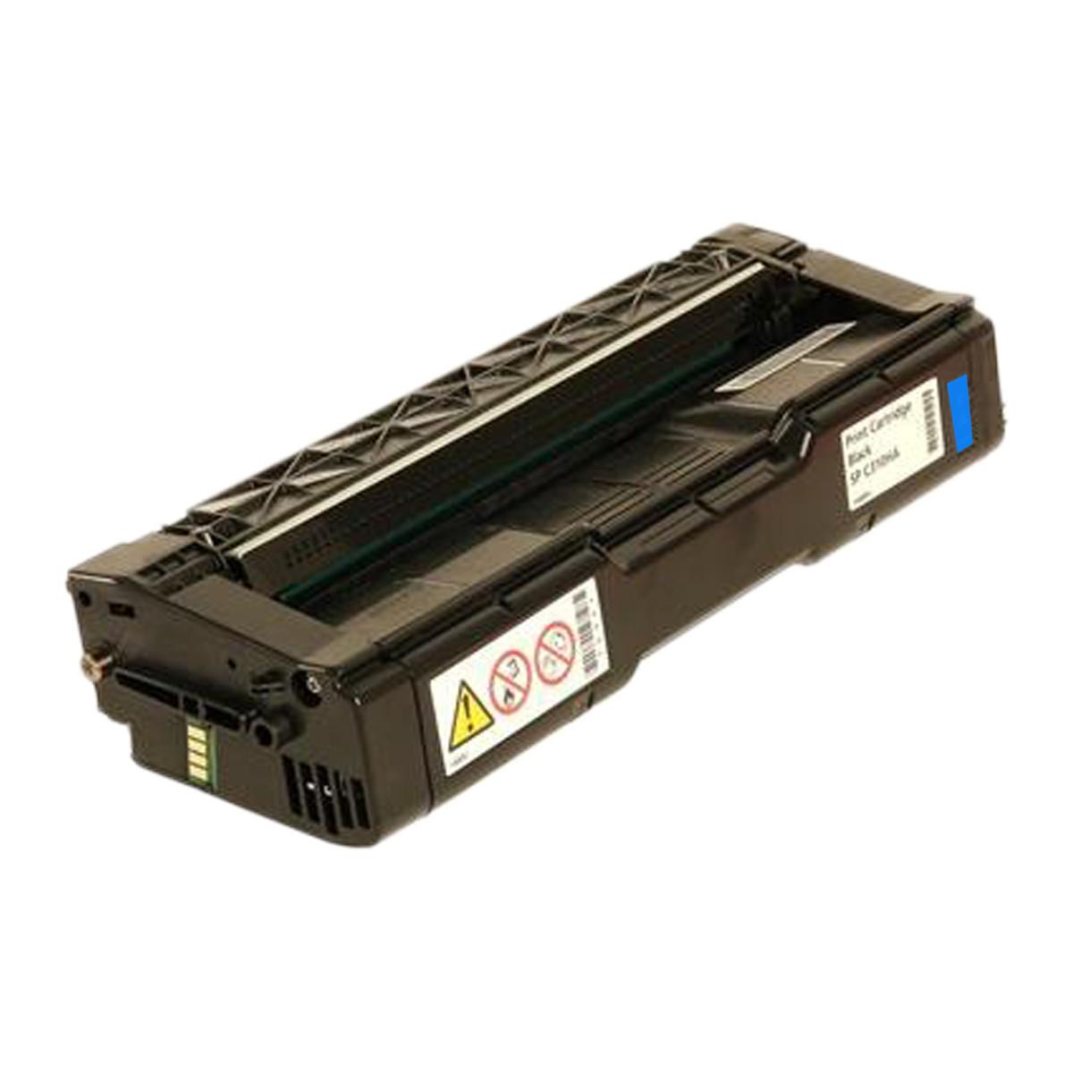Toner Compatível com Ricoh SP C232CT C252HA Ciano | SPC232 SPC230 SPC242 SPC252 | 6.000 páginas