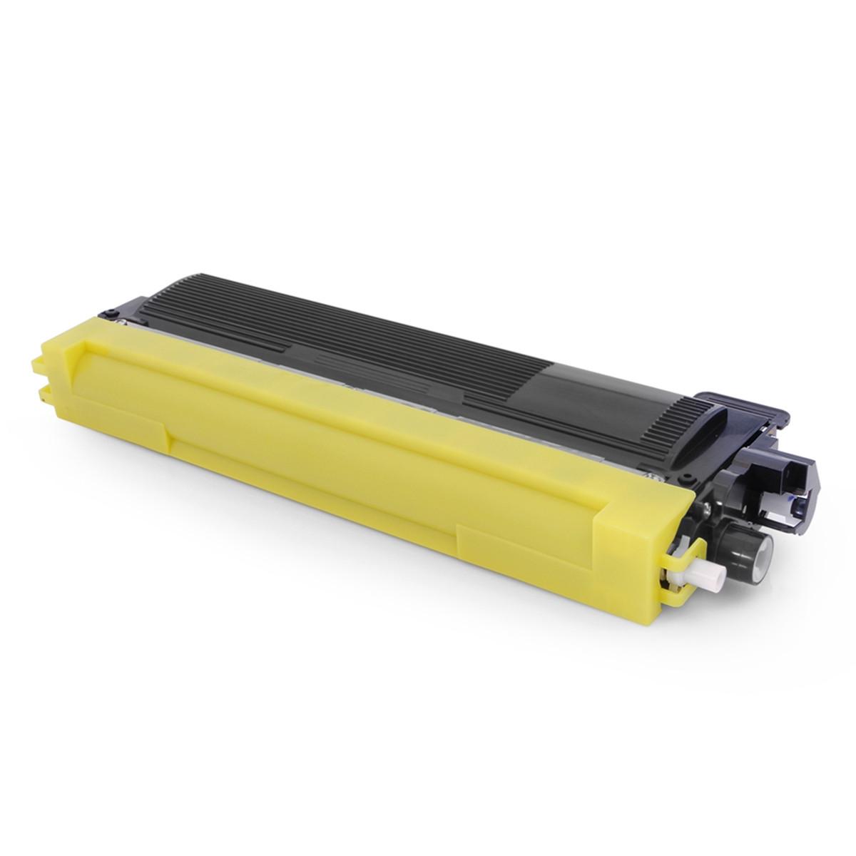 Toner Compatível com Brother TN230 TN230Y Amarelo | MFC9010CN MFC9320CW HL3040CN | Premium 1.4k