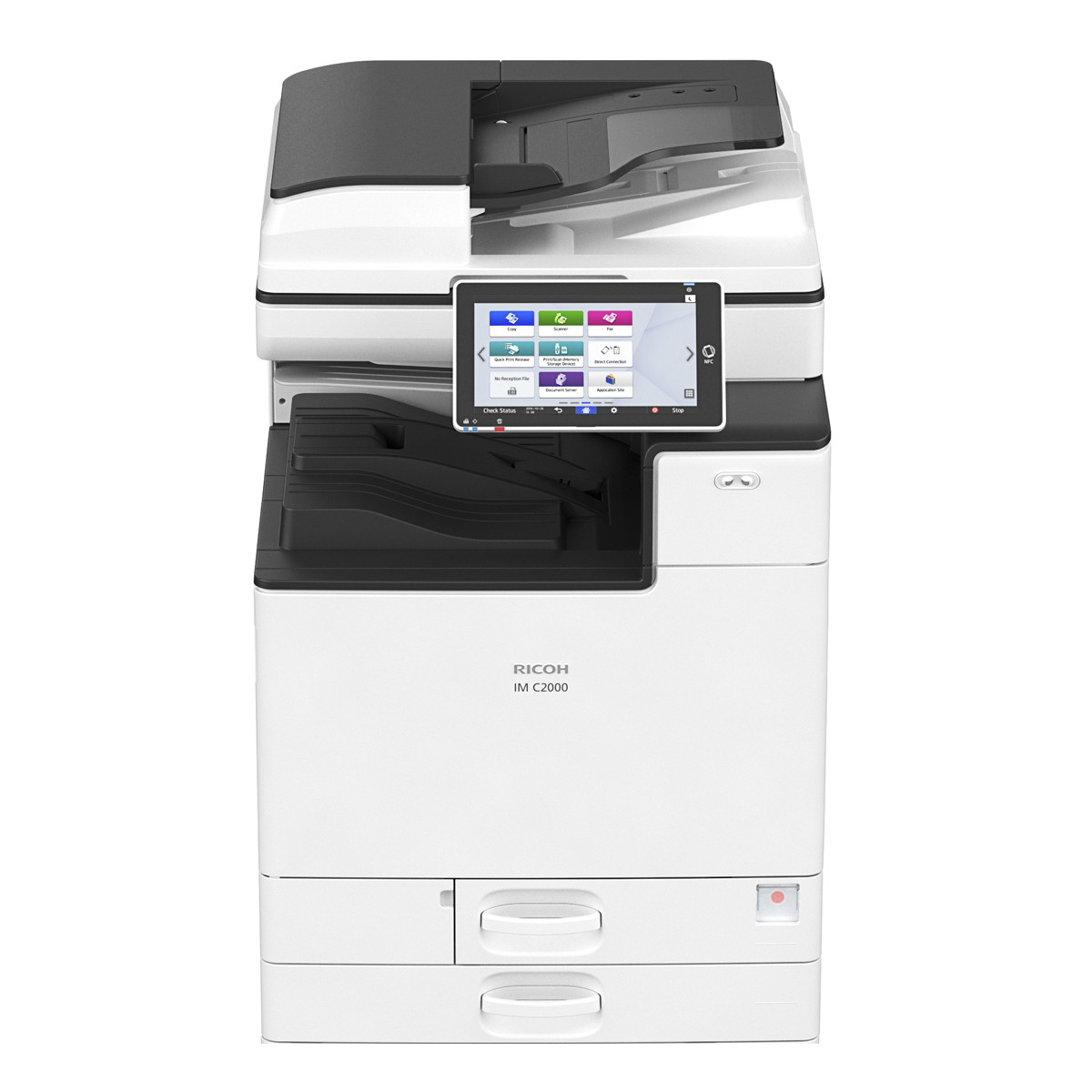 Impressora Ricoh IM C2000 | Multifuncional Laser Colorida A3 com Rede